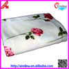 hot Polar fleece blanket