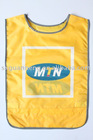 South Africa promotion reflective uniform vest bibs