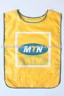 South Africa promotion reflective uniform vest bibs