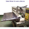 Ultrasonic Solar collector welder