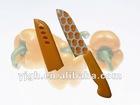 kitchen knife set,non-stick fruit knife with sheath