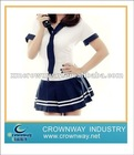 Customized school uniform for girl