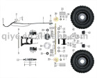 ATV-3150DX IN CKD COVERING PARTS ASSEMBLY(5)