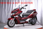 HDM125E-3Y 125CC EEC/EPA new gasoline motor moped scooters motorcycle