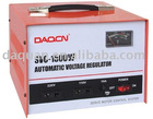 SVC-1500W Single Phase Voltage Stabilizer