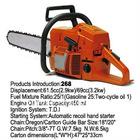 268 chain saw