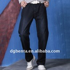 2011 Very Popular Newest High Quality Design Fashion Formal Denim Jeans For Man In Humen