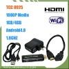 fta receiver hdmi IPTV STB satellite descramblers android HDMI WIFI dvb-t vga box