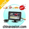 4.3 Inch Wireless Rearview Parking Monitor with Weatherproof Nightvision Camera