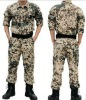 Men army BDU camouflage clothing