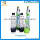 0.6Liter Soda Gas Cylinder for soda maker