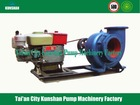 mixed flow water pump for agriculture