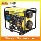 456 CC Inverter Electric Start and Manual Start Generator
