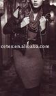 2012 fashionable ladies sequin padding waistcoat, style no. 41811