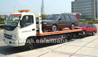 Famous dongfeng 4*2 road wrecker truck