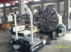 large lathe for turning large diameter work