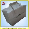 recyclable kraft paper shopping bag