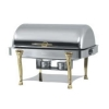 Round chafing dish TT-60761-2 (Chafing dish,Buffet warming dish)