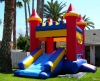 inflatable combo castle,kid's inflatable castle