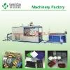KS-76/122III A4 Vacuum Plastic Forming Machine