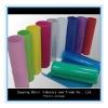 plastic package material rigid clear anti-static pet film