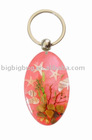 Oceanic Keychain - K83 series - resin & shell crafts