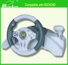 game steering wheel for XBOX360/PC