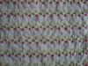 cotton embroidered voile fabric