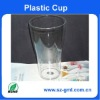 Promotional Plastic beer cup,Gunness plastic PC cup