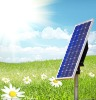 280W monocrystalline solar panel for WATERPUMP