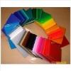 polystyrene printing sheet