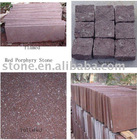 Red Porphyry (Tile,Slab,Paving Cube)