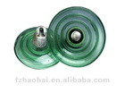 Toughened Glass Insulators Of Cap And Pin Type