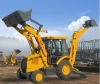 CG875 backhoe loader