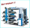 E-Six Colors Flexography Printing Machine