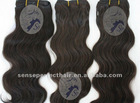 Beautiful human virgin brazilian remi hair producs