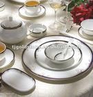 dinnerware set porcelain