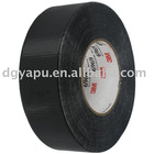 3m cloth duct tape black