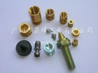 Non-standard Nuts Copper nut knurled nut
