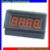 LED Voltage Meter - Digital Panel Meter