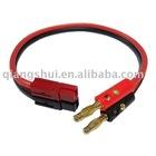 Powerpole to Banana Plug Adapter Cable