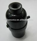 E27 bakelite Lamp Holder with pull switch