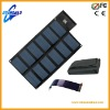 6sc1-8 18V 24w Flexible amorphous silicon solar panel Folding Flexible Solar Panel Kit For Emergency Car,Boat,Caravan