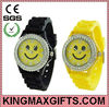 silicone waterproof toy watch