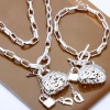 Fashion ladies jewelry set FS006