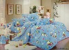cheap price polyester printed bedding set to middle east