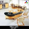 Modern Office Table Maple color(MH-1007)