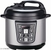JA-LP5090R1 Brushed Stainless Steel Electric Pressure Cooker