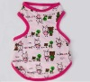 2012 Designer 100% Cotton Dog Sport Jersey Summer