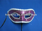 CG-PM044 Purple party mask custom masks
